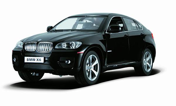 Машина BMW X6 на радиоуправлении масштаб 1:14 Артикул 31400 Rastar