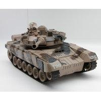 Танк T-90 на радиоуправлении