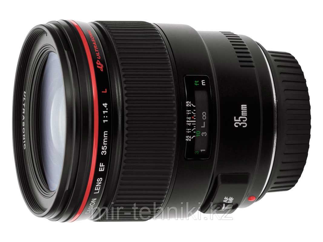 Объектив Canon EF 35mm f 1.4 L USM