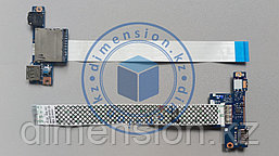 USB порт, плата, Audio разъем ACLU2/ACLU4 NS-A275 REV: 1.0 LENOVO G50 G50-30 G50-40 G50-70 G50-80