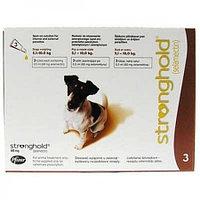 Stronghold-60, Стронгхолд капли от блох и глистов для собак (от 5 кг до 10 кг) 1пипетка
