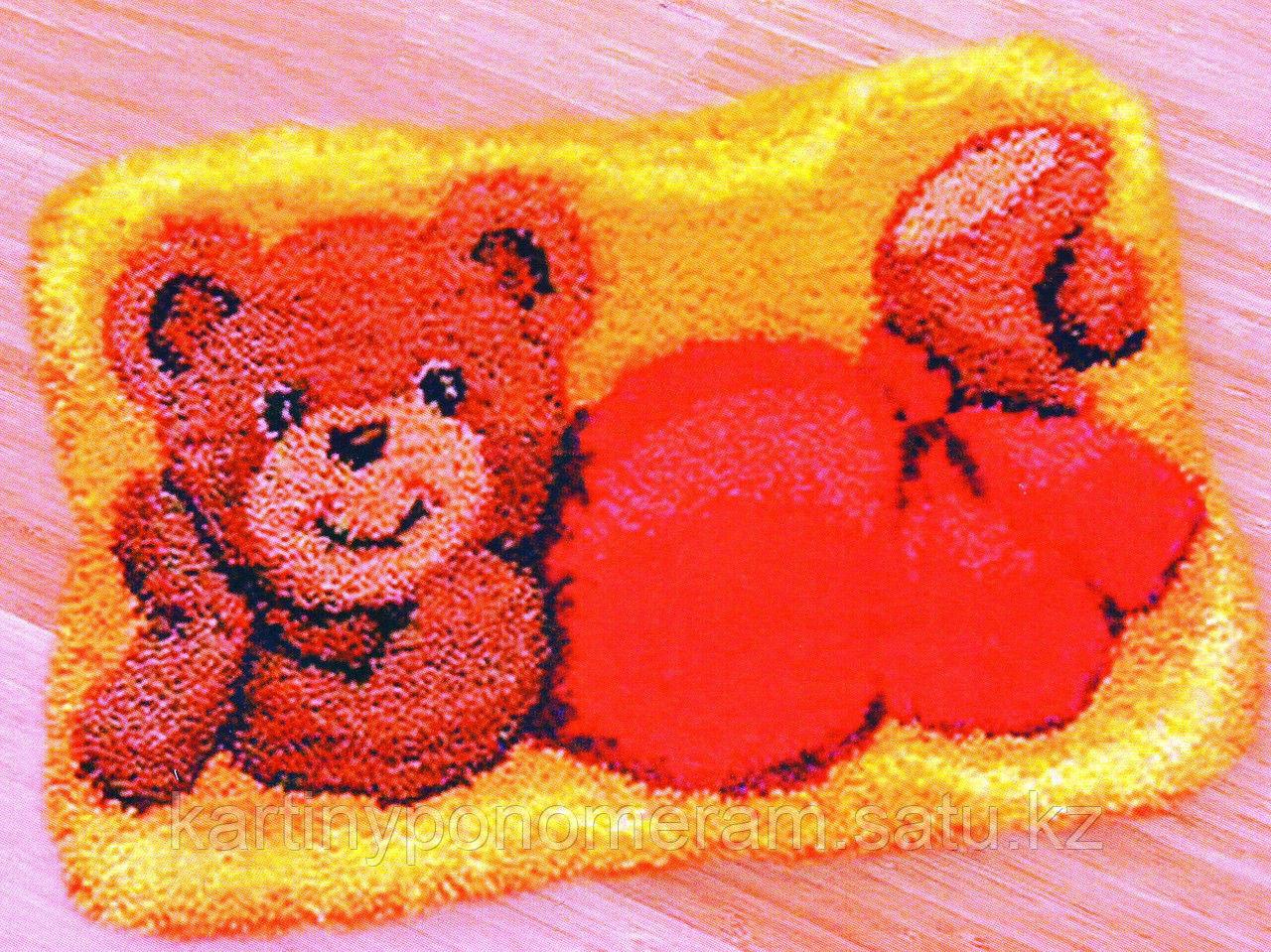 Вышивка в ковровой технике ZD005, 52x38см