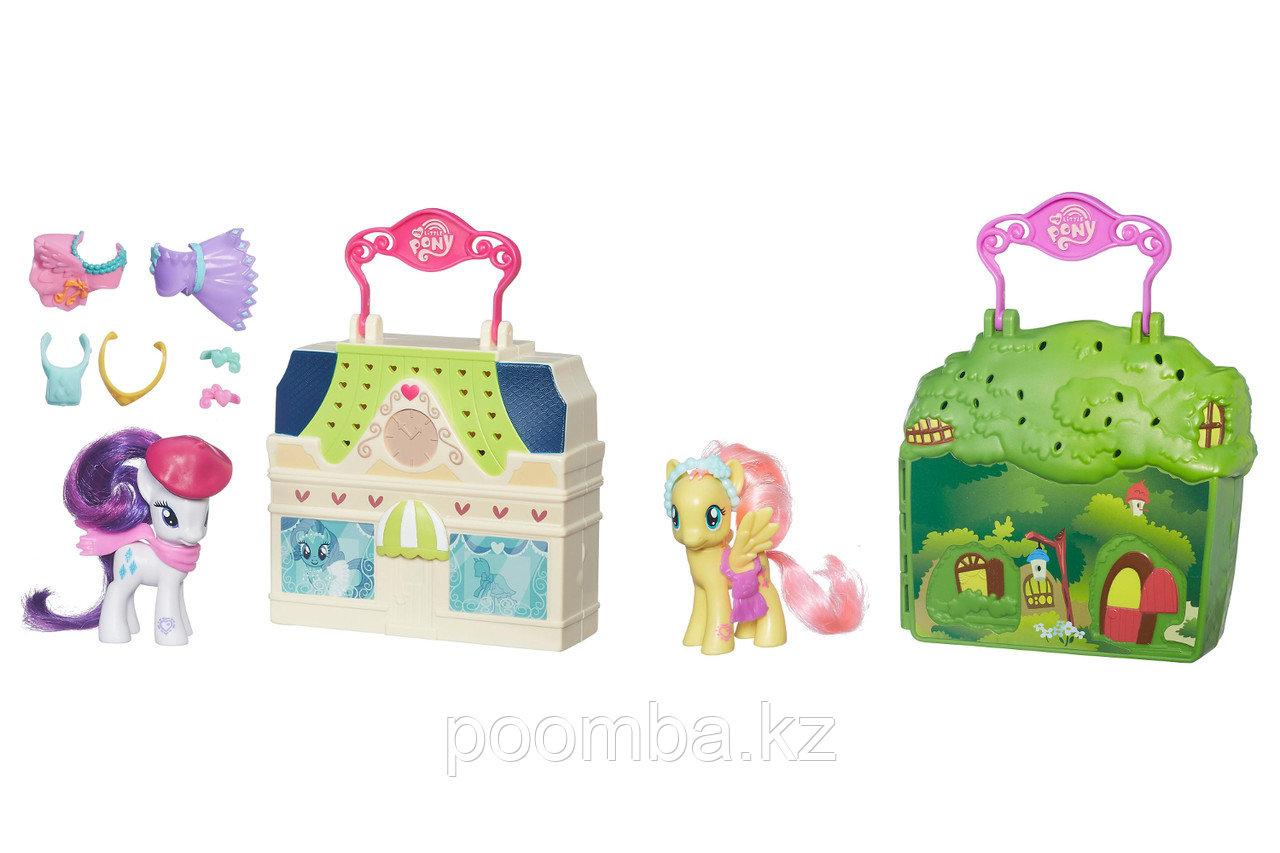 Мини-Пони Мейнхеттен My Little Pony