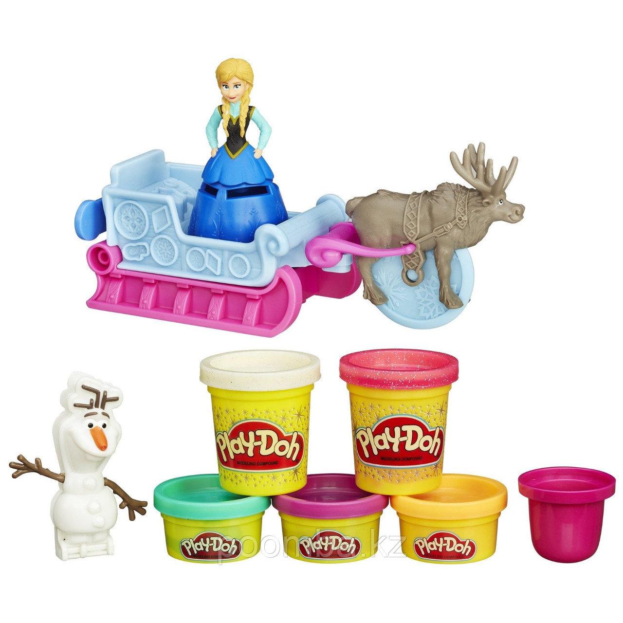 """Игровой набор """"Холодное сердце"""" Play-Doh"""