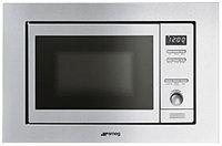 Микроволновая печь Smeg FMI020X