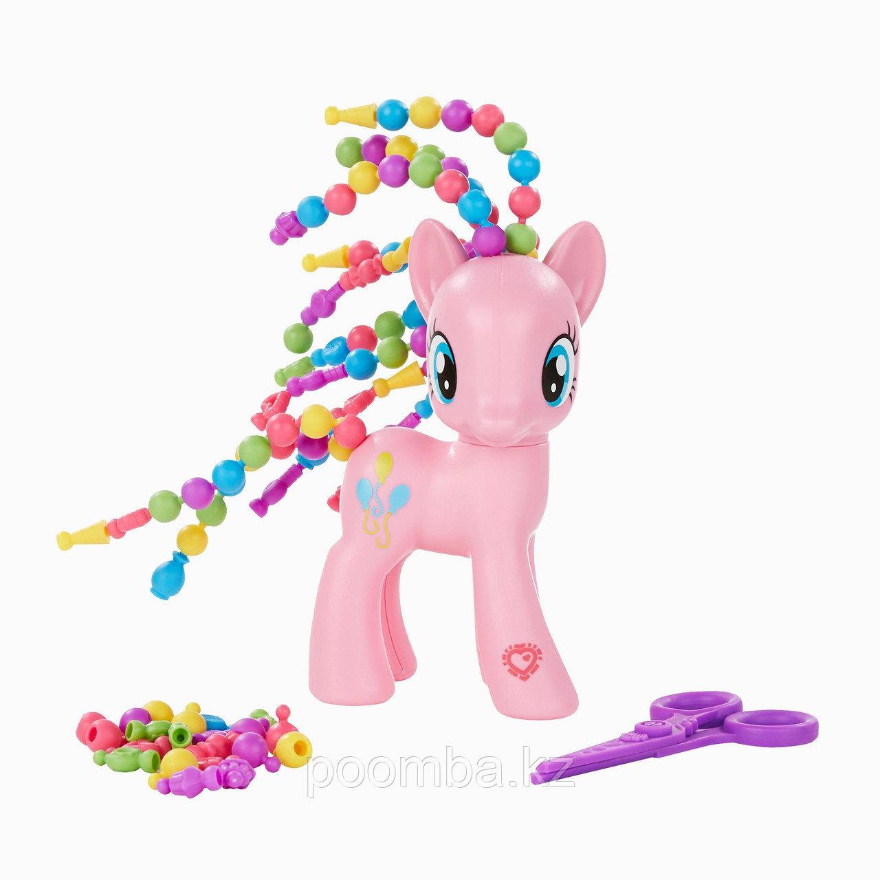 """Игровой набор My Little Pony """"Пони с разными прическами"""" - Пинки Пай"""