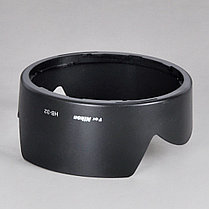 Бленда N-HB-32 на объективы Nikon- Nikkor 18-70mm/ 18-105mm/ 18-135mm, фото 3