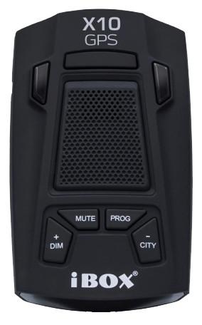 Антирадар iBOX x10 GPS