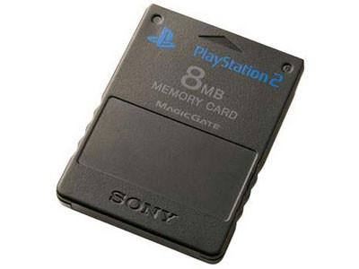 Карта памяти 8MB (PS2)