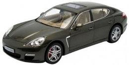 1/18 Norev Коллекционная модель Porsche Panamera Turbo 2009