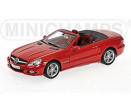 1/18 Minichamps Коллекционная модель Mercedes-Benz SL Class 2008
