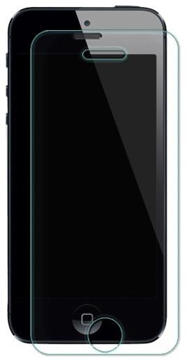 Противоударное защитное стекло Crystal на Iphone 5/5S/SE