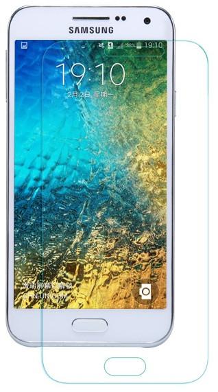 Противоударное защитное стекло Crystal на Samsung Galaxy E5 E500