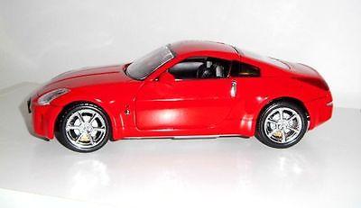 1/18 Welly Коллекционная модель Nissan 350Z 2003