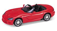 1/18 Welly Коллекционная модель Dodge Viper 2003 STR-10