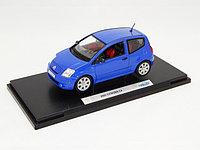 1/18 Welly Коллекционная модель Citroen C2 2003
