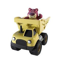 История игрушек Монстрогрузовик