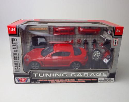 1/24 MotorMax Tuning Garage