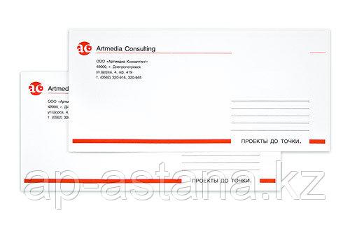 Печать на конвертах - фото 1