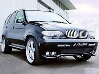 Обвес Hamann на BMW X5 E53, фото 1