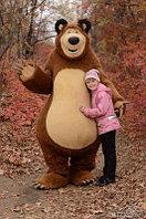 Пошив ростовых кукол Алматы. Медведь