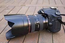 Бленда C-ET-83 II на объективы Canon EF 70-200mm f/2.8L , фото 3