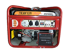 Генератор Helpfer SPG 8600