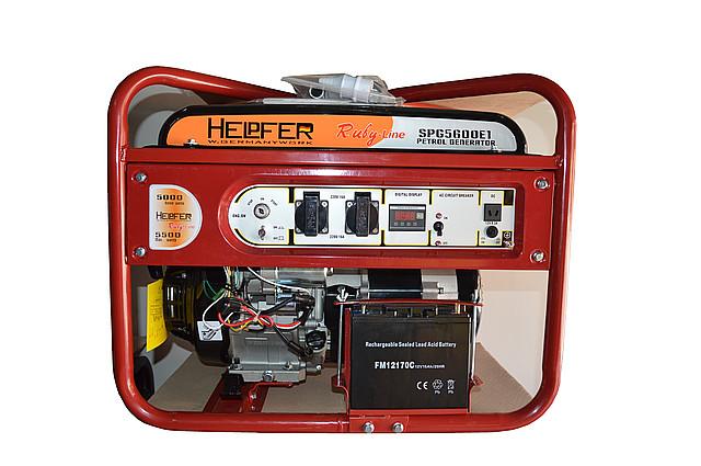 Генератор Helpfer SPG 5600