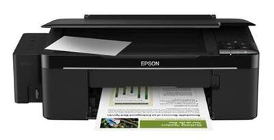 Сброс уровня чернил и техническое обслуживание принтеров Epson L серии