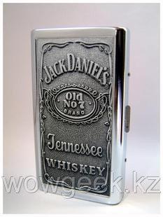 Портсигары Zippo №21 - Jack Daniels