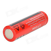 Аккумулятop 3,7v 1200mAh  18650  Li-ion MusketeerS для фонариков