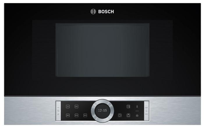 Встраиваемая микроволновая печь Bosch BFL 634GS1