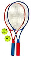 Набор для большого тенниса «First Tennis» (с пластиковыми ракетками)