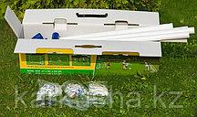 Разборные ворота-трансформеры для футбола, флорбола, гандбола «Vinger 2 в 1» (183х152х91,5 см, 122 х 91 х 61 с