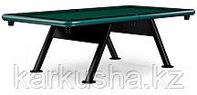 Всепогодный бильярдный стол для пула «Key West» 8 ф (зеленый)