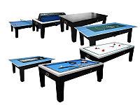 Игровой стол - многофункциональный «Dybior Mistral» (черный), фото 1