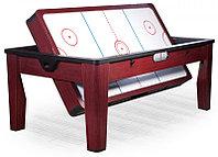 Многофункциональный игровой стол 6 в 1 «Tornado» (коричневый), фото 1