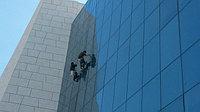 Мойка окон и витражей на здании Национального музея Казахстана 15 000 м2