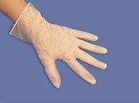 Перчатки виниловые нестерильные