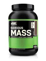 Гейнер 10%-20% Serious Mass, 3 lbs.