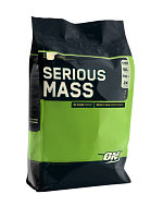 Гейнер 10%-20% Serious Mass, 12 lbs.