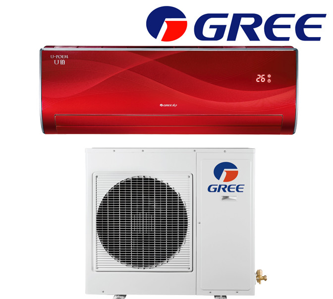 Кондиционер Gree Inverter: GWH09UB (cерия U-POEM)