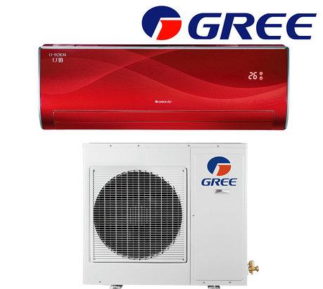 Кондиционер Gree Inverter: GWH09UB (cерия U-POEM), фото 2