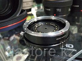 Canon EOS EF Lens Переходник объектива для фото-аппаратов Panasonic Micro4/3 на EOS