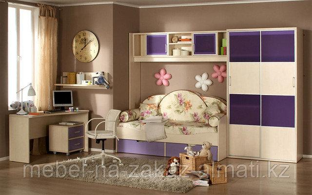 Мебель для детской комнаты в Алматы