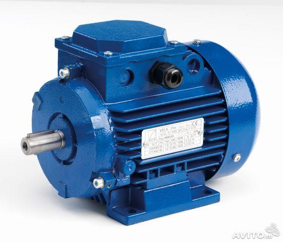 Электродвигатель АИР71В2 (1,1)