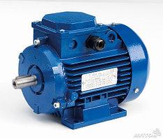 Электродвигатель АИР63В2 (0,55)