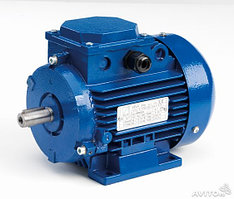Электродвигатель АИР63В6 (0,55)