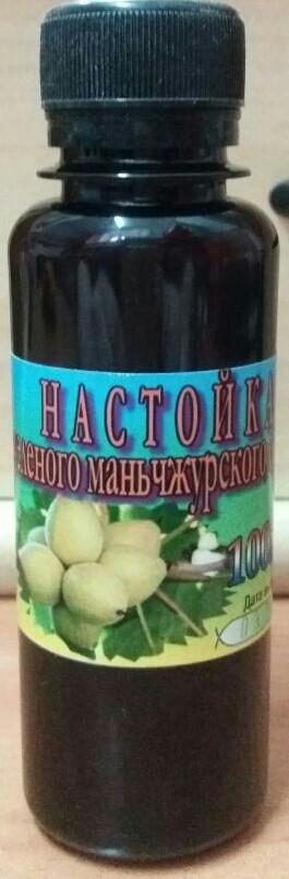 Орех маньчжурский 100мл