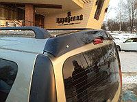 """Спойлер задних дверей """"аэродинамический"""" лада ларгус, фото 1"""